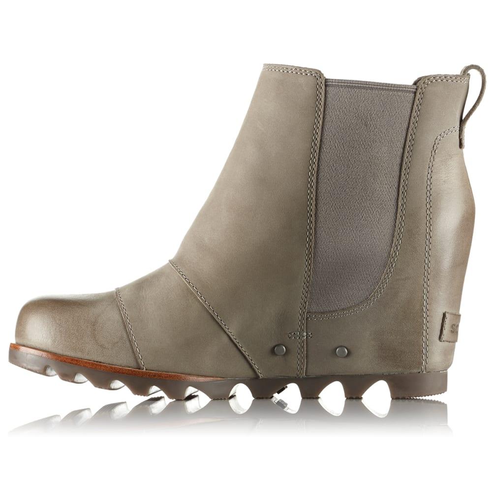 SOREL Women's Lea™ Wedge Low Waterproof Boots - KETTLE