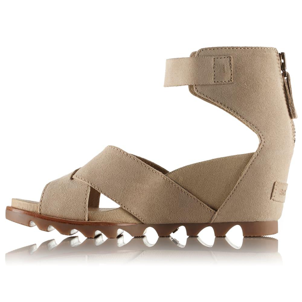 SOREL Women's Joanie™ II Sandals - OATMEAL