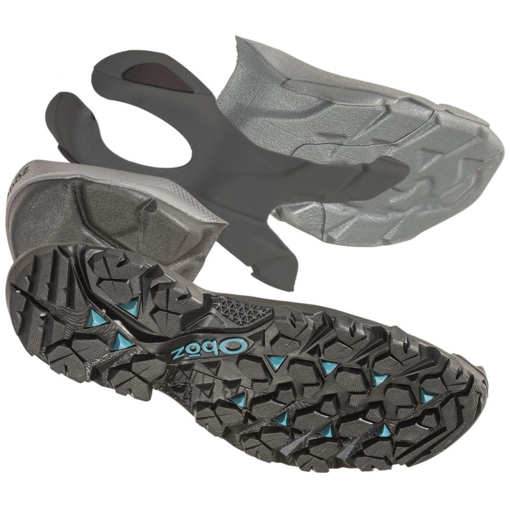 OBOZ Men's Wind River III Waterproof Mid Hiking Boots - BARK BROWN