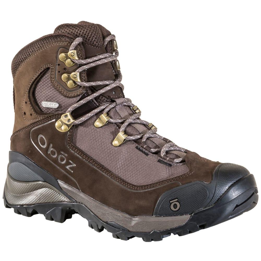 OBOZ Men's Wind River III Waterproof Mid Hiking Boots 8