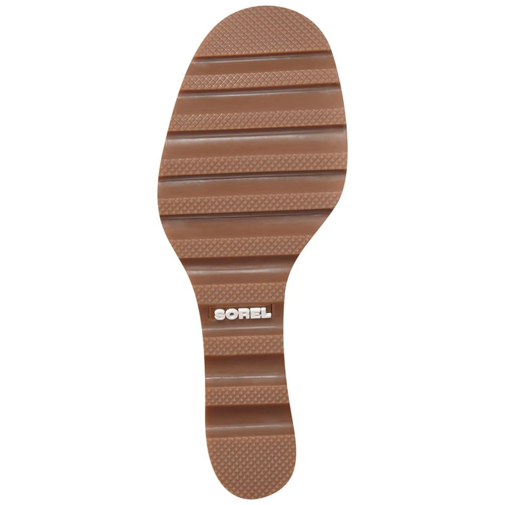 SOREL Women's Joanie II Sandals - CAMEL