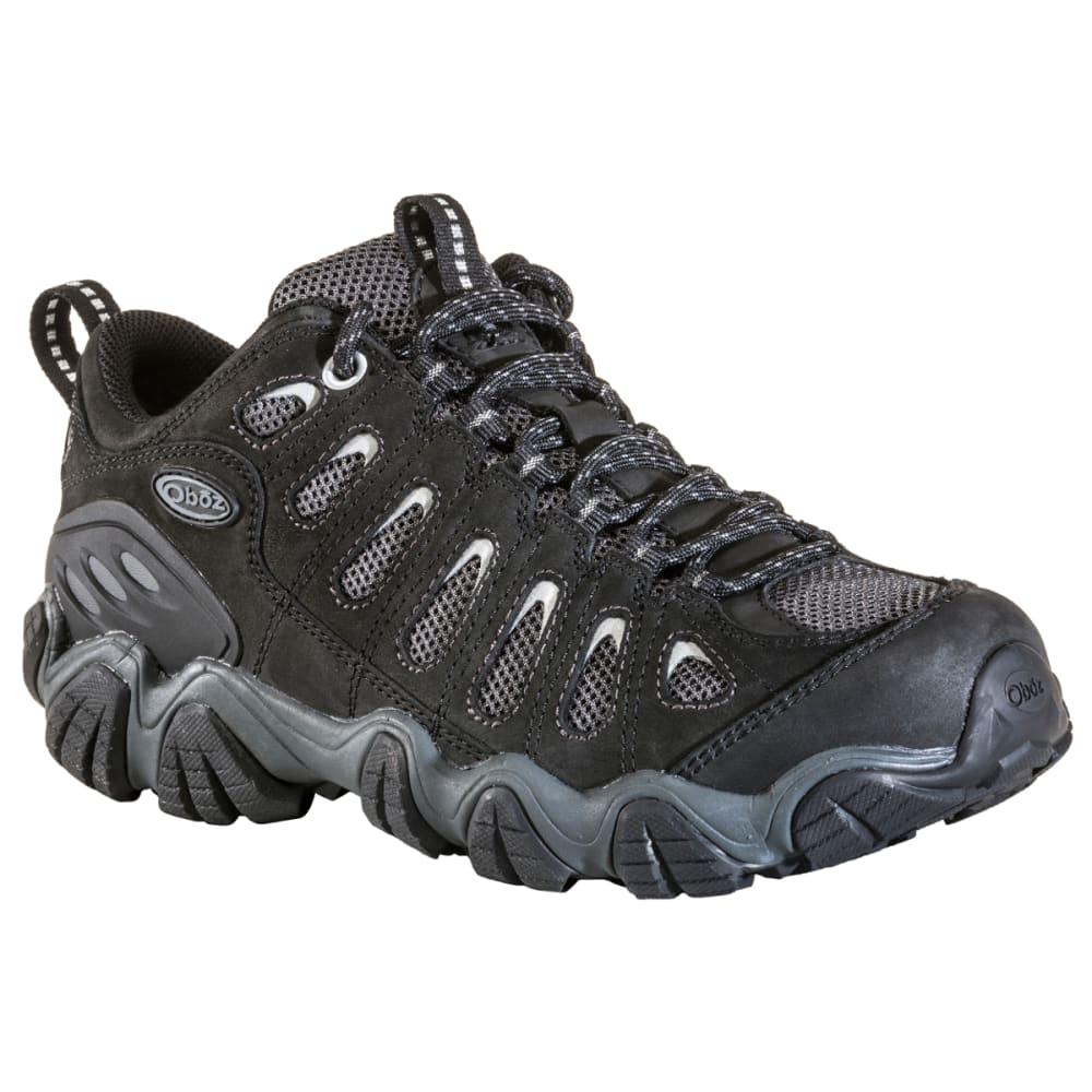 OBOZ Men's Sawtooth Low Hiking Shoes 8