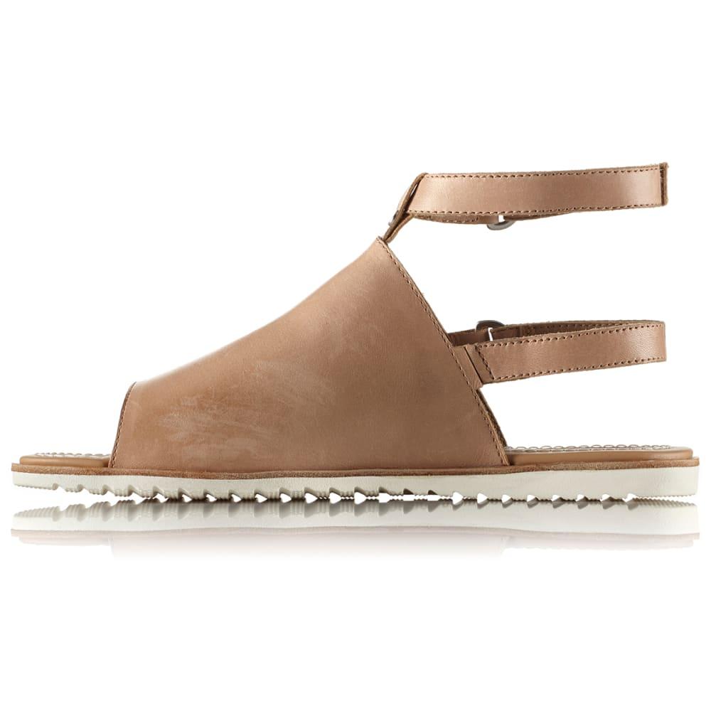 SOREL Women's Ella™ Mule Strap Sandals - SAHARA