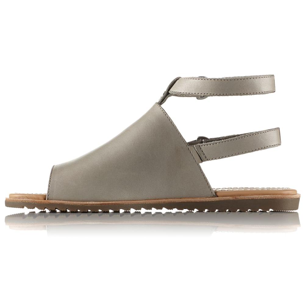 SOREL Women's Ella™ Mule Strap Sandals - KETTLE