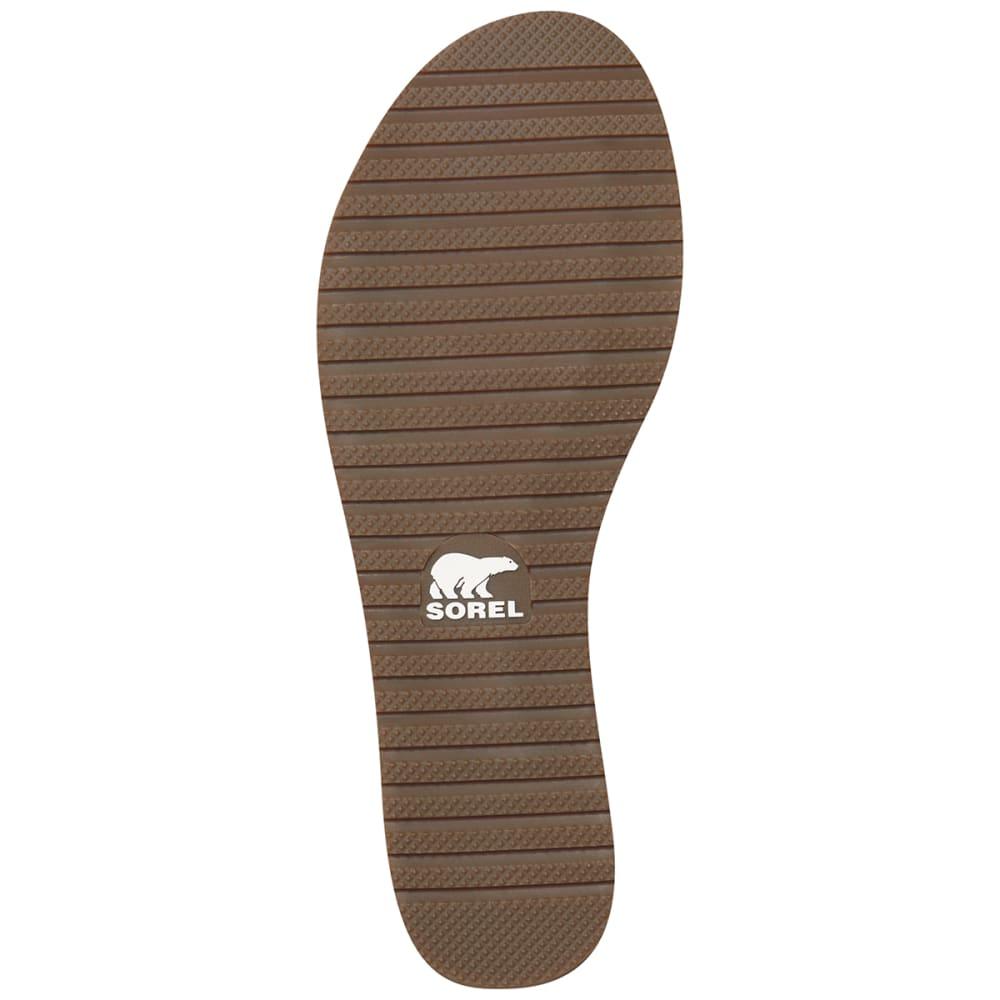 SOREL Women's Ella Mule Strap Sandals - KETTLE