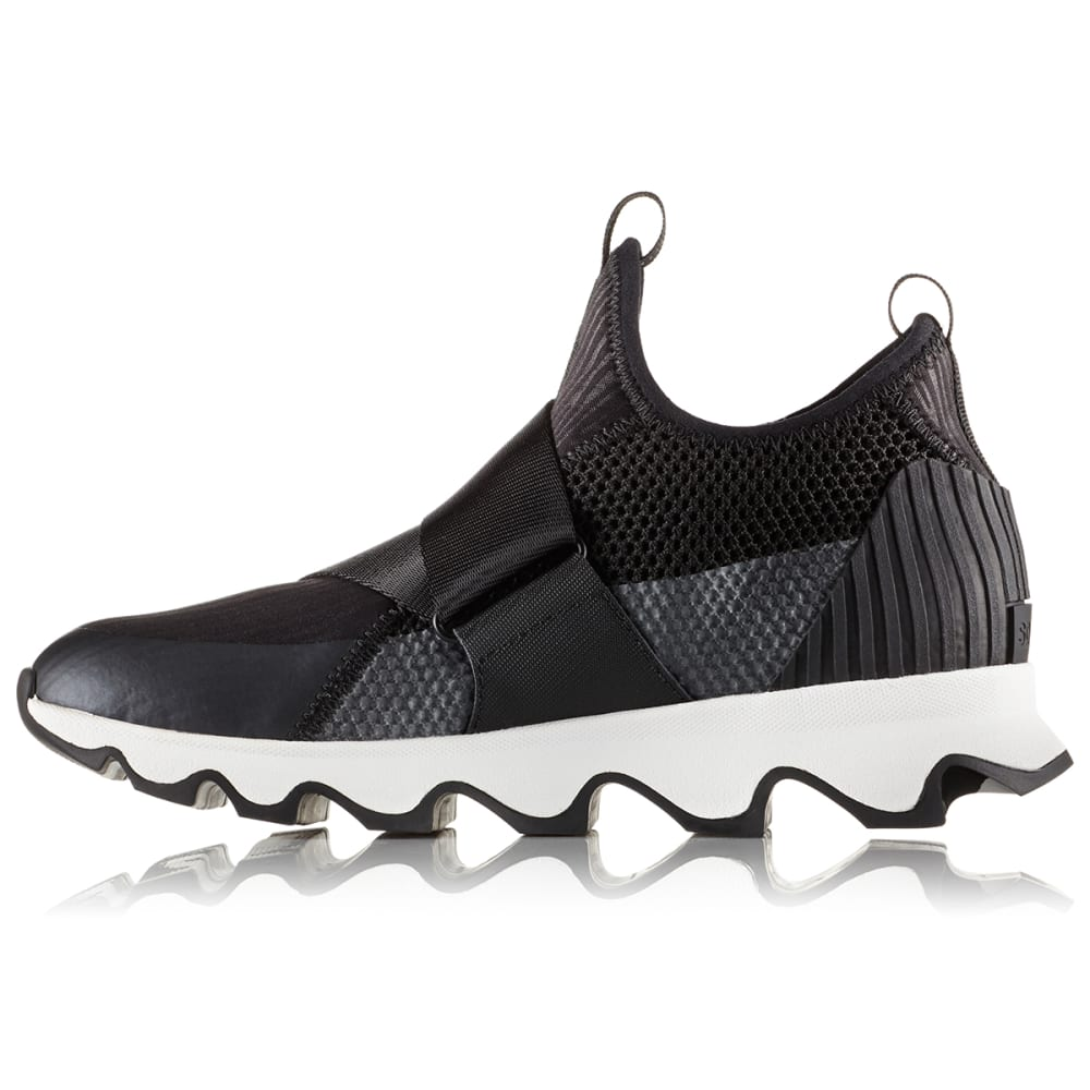 SOREL Women's Kinetic™ Sneak Shoes - BLACK