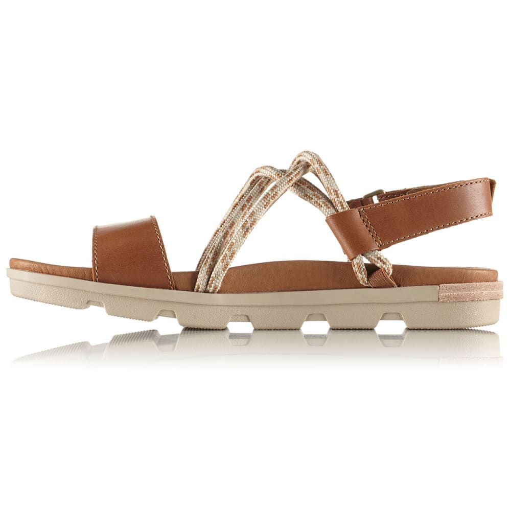 SOREL Women's Torpeda II Sandals - CAMEL