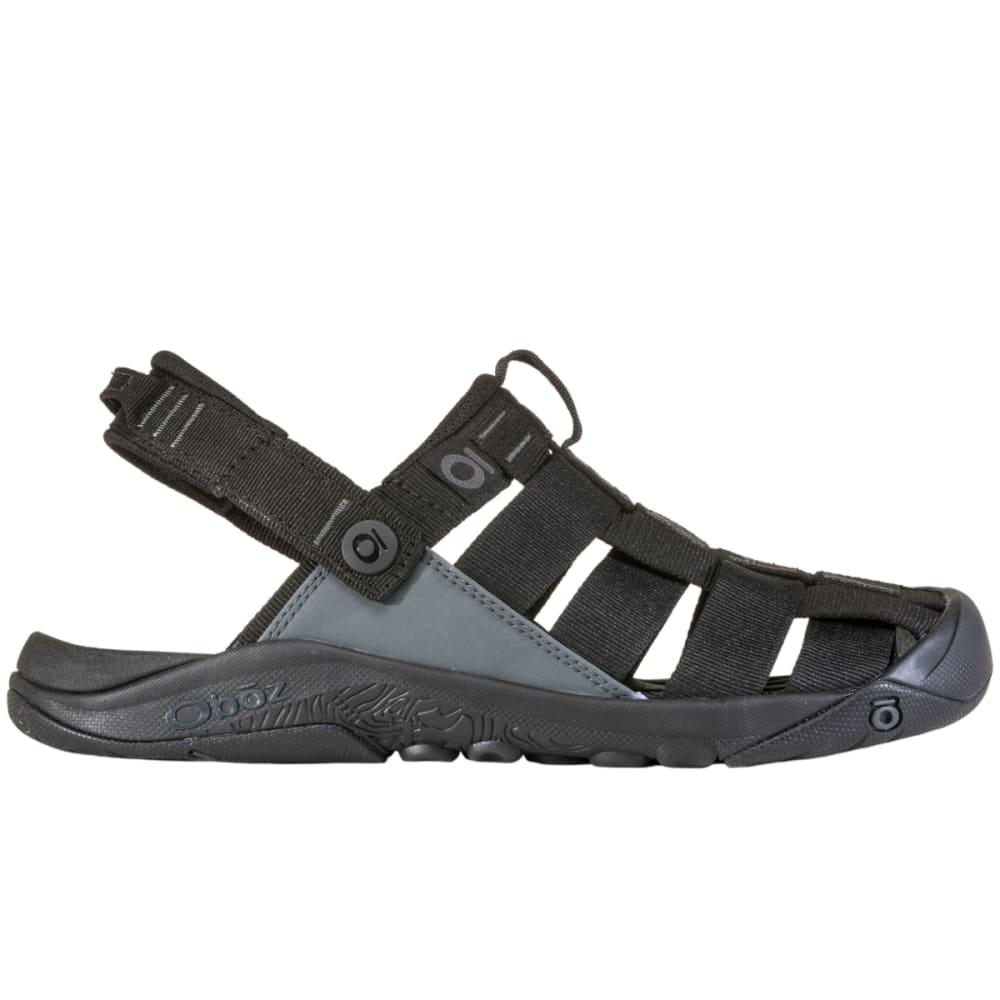 OBOZ Men's Campster Sandals - BLACK