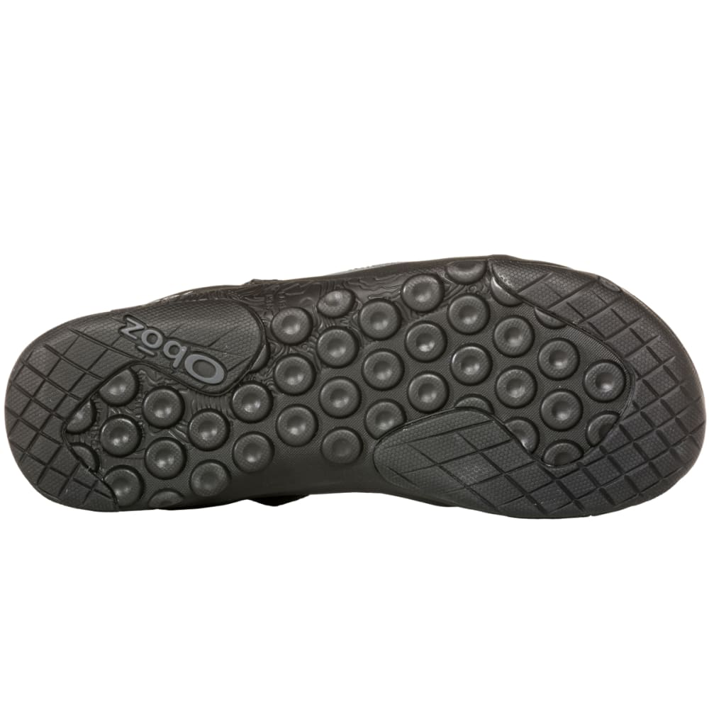OBOZ Men's Campster Sandals - BLACK