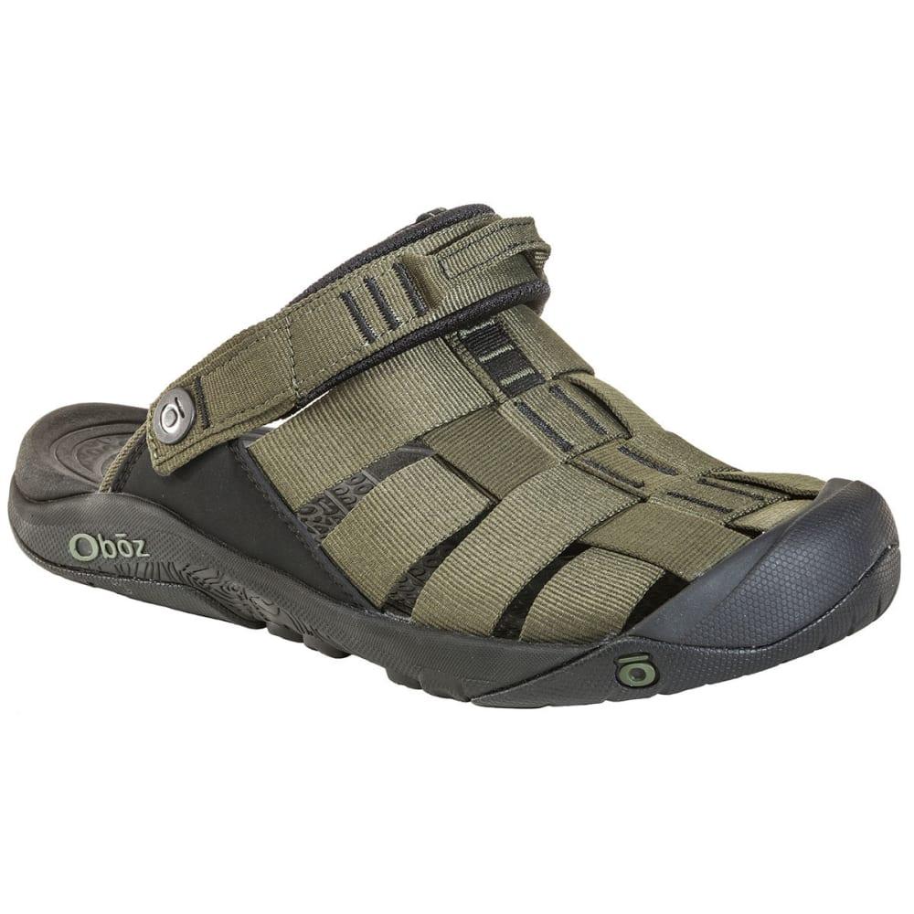 OBOZ Men's Campster Sandals - OLIVE
