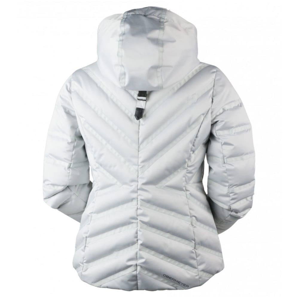 OBERMEYER Women's Belle Down Jacket - CERAMIC