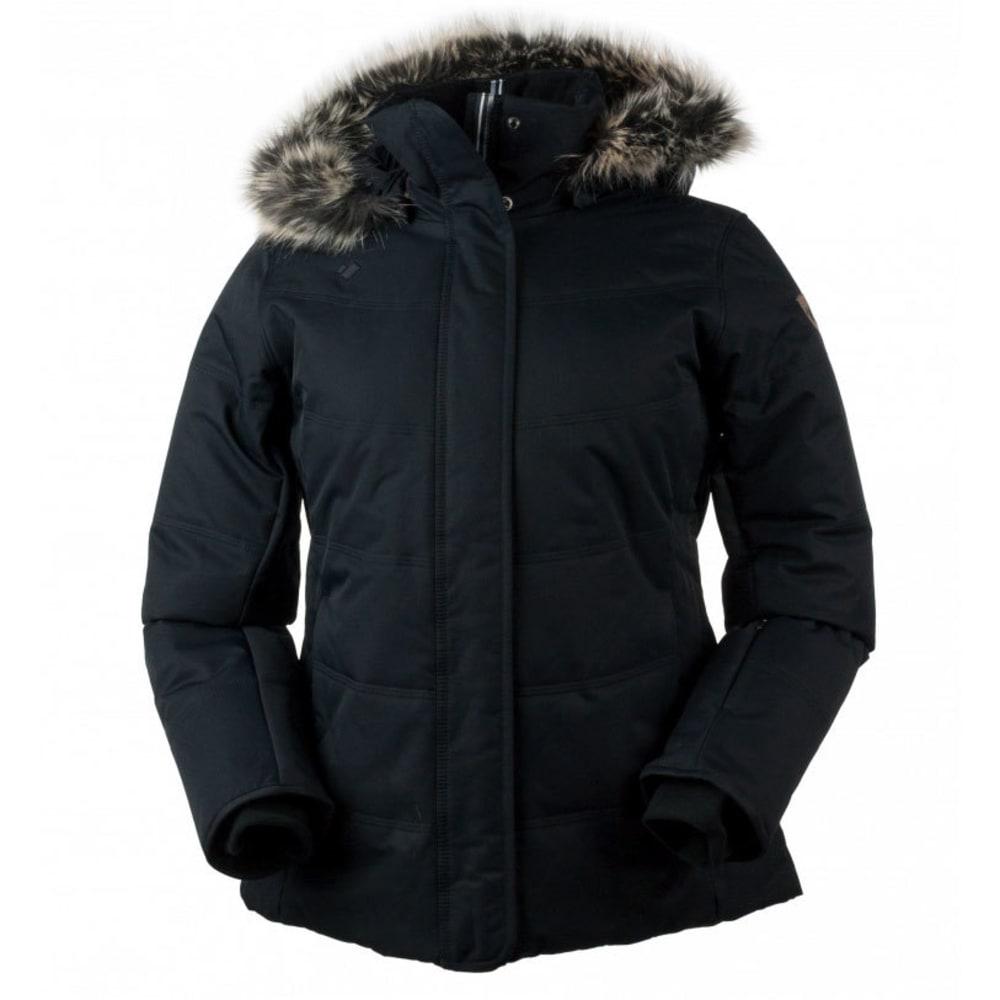 OBERMEYER Women's Tuscany Jacket, Petite - BLACK