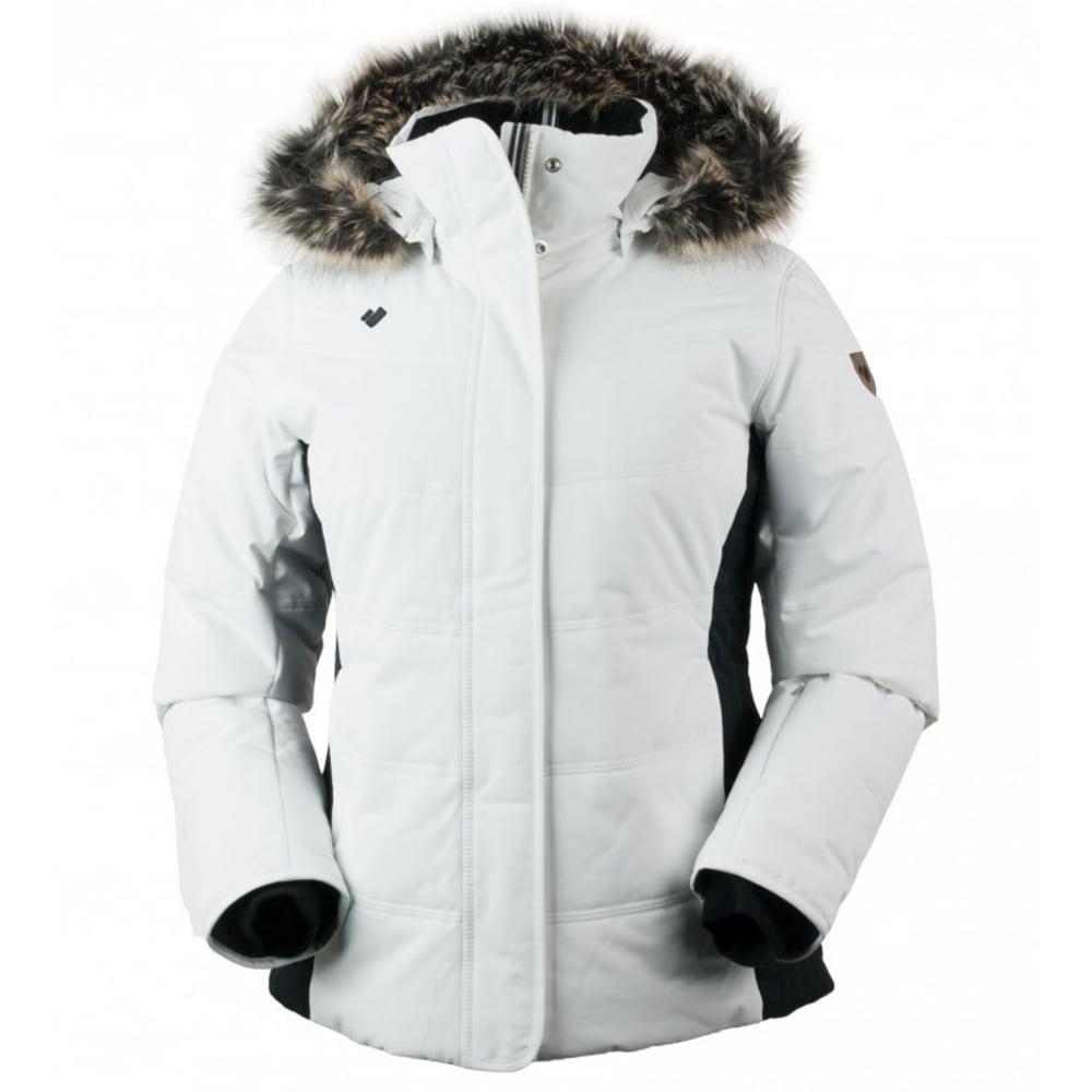 OBERMEYER Women's Tuscany Jacket, Petite - WHITE