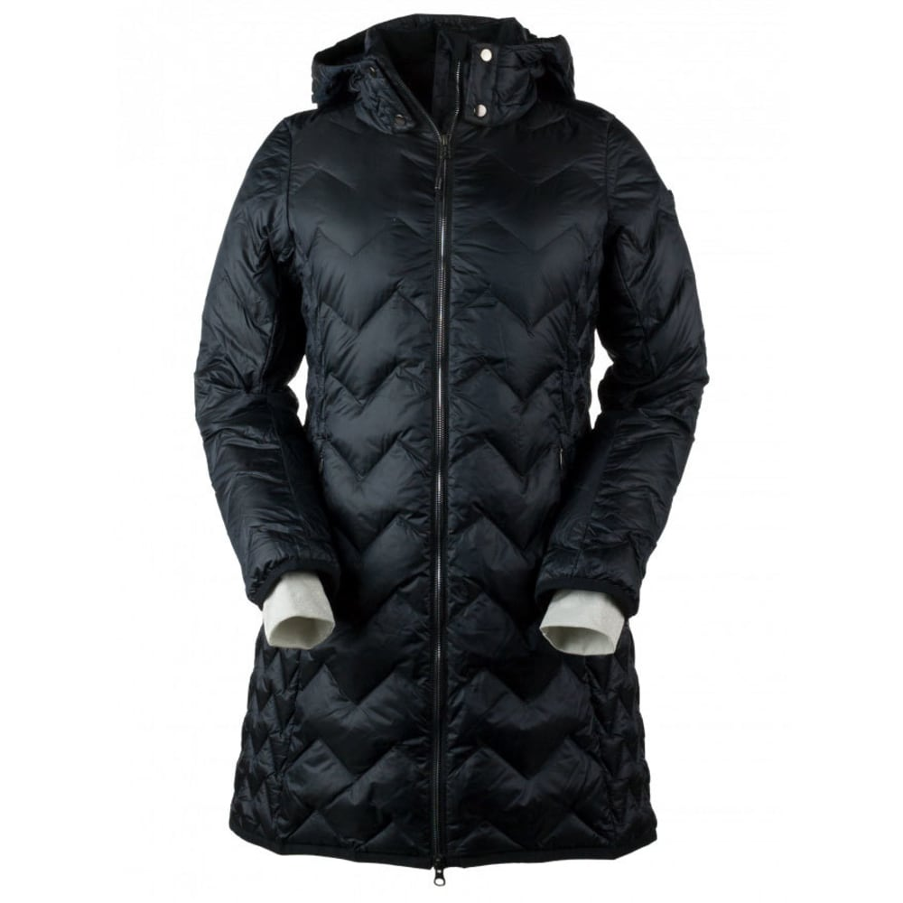 OBERMEYER Women's Devi Down Parka - BLACK
