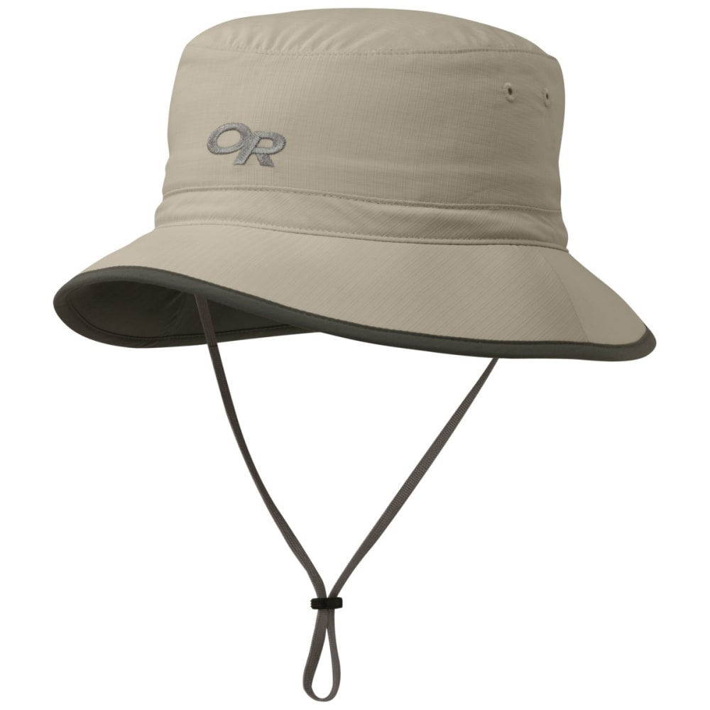 OUTDOOR RESEARCH Sun Bucket Hat - 0808-KHAKI/DK GRY