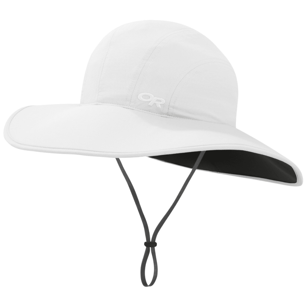 OUTDOOR RESEARCH Women's Oasis Sun Sombrero - WHITE-0002