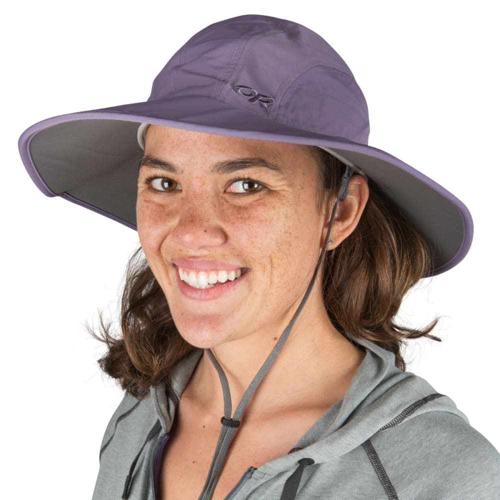OUTDOOR RESEARCH Women's Oasis Sun Sombrero - 1112 FIG