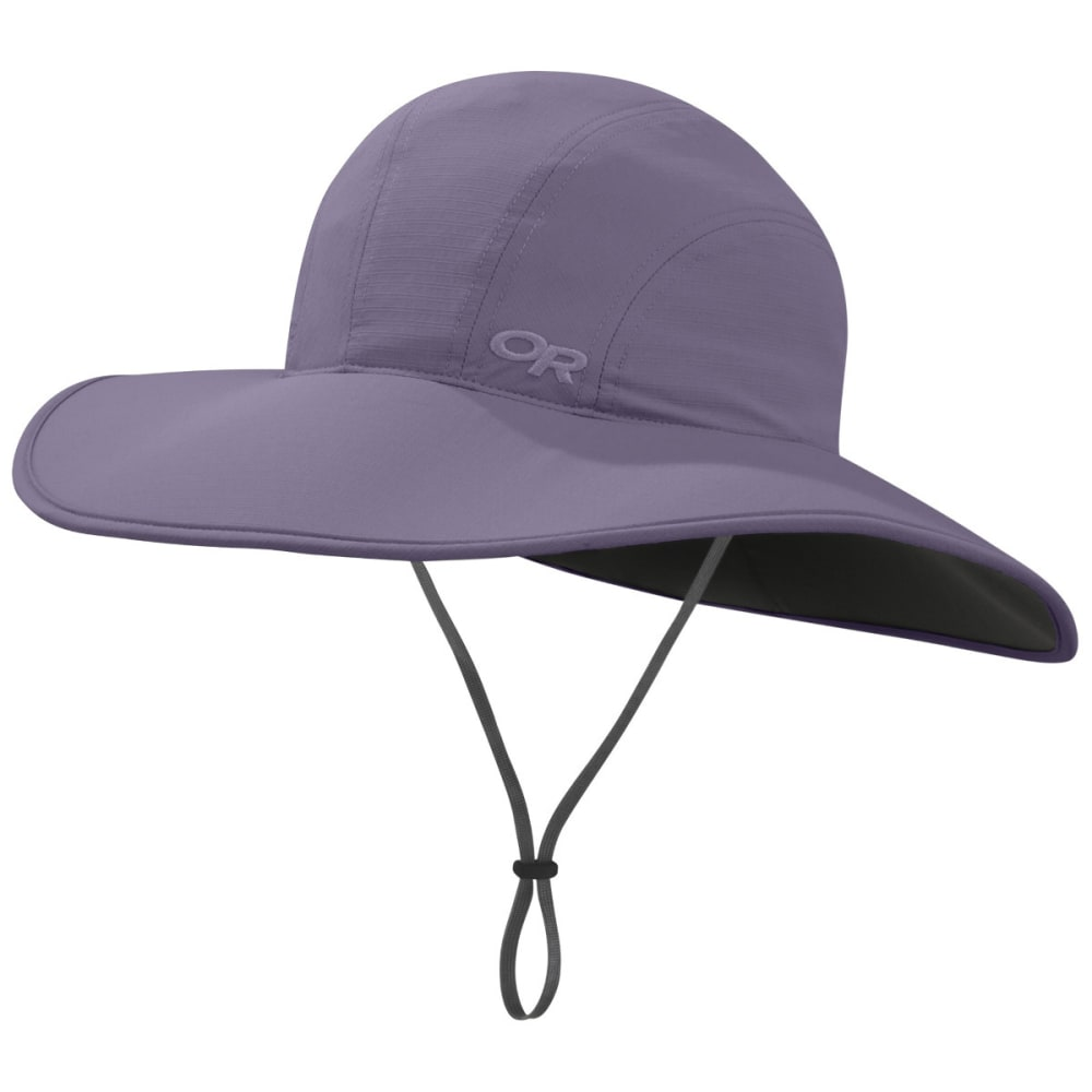 OUTDOOR RESEARCH Women's Oasis Sun Sombrero - 1112 FIG