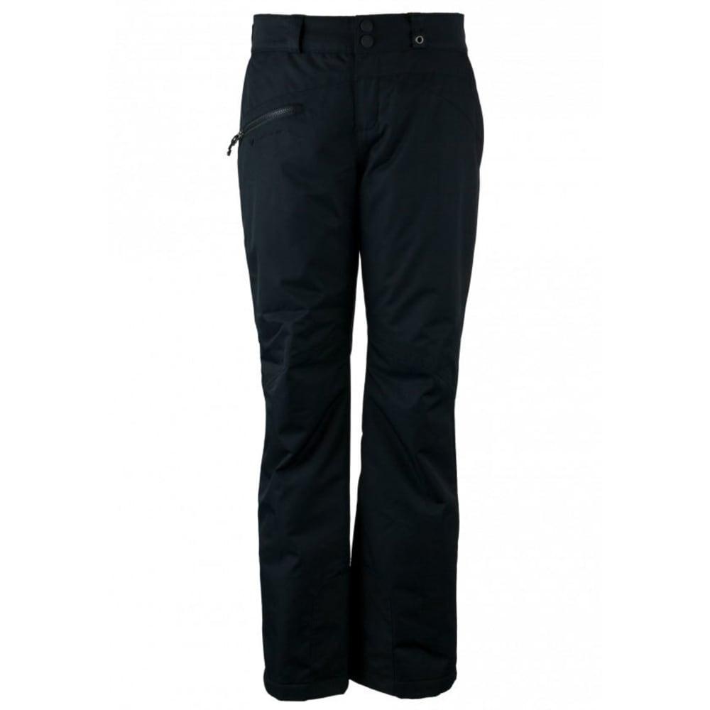 OBERMEYER Women's Malta Ski Pants - BLACK-16009