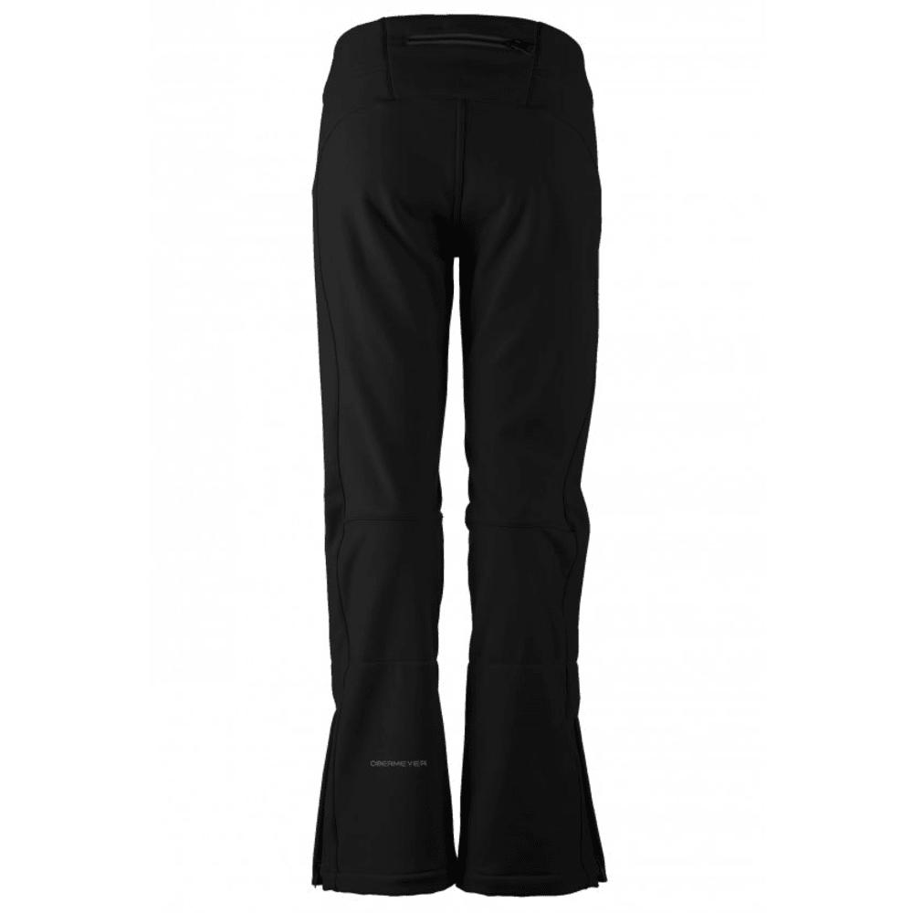 OBERMEYER Women's Clio Softshell Pants - BLACK