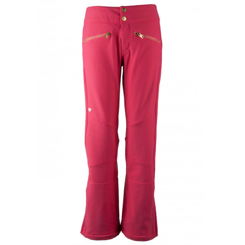 OBERMEYER Women's Clio Softshell Pants - ISLAND SUNSET