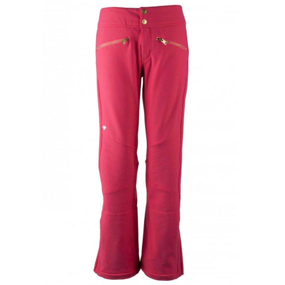 OBERMEYER Women's Clio Softshell Pants - ISLAND SUNSET