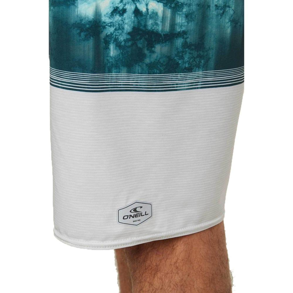 O'NEILL Men's Hyperfreak Boardshorts - LIGHT GREY-LGR