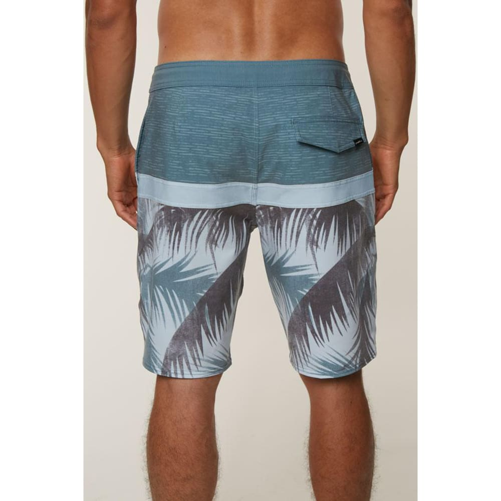 O'NEILL Men's Breaker Cruzer Boardshorts - DEEP BLUE-DBL