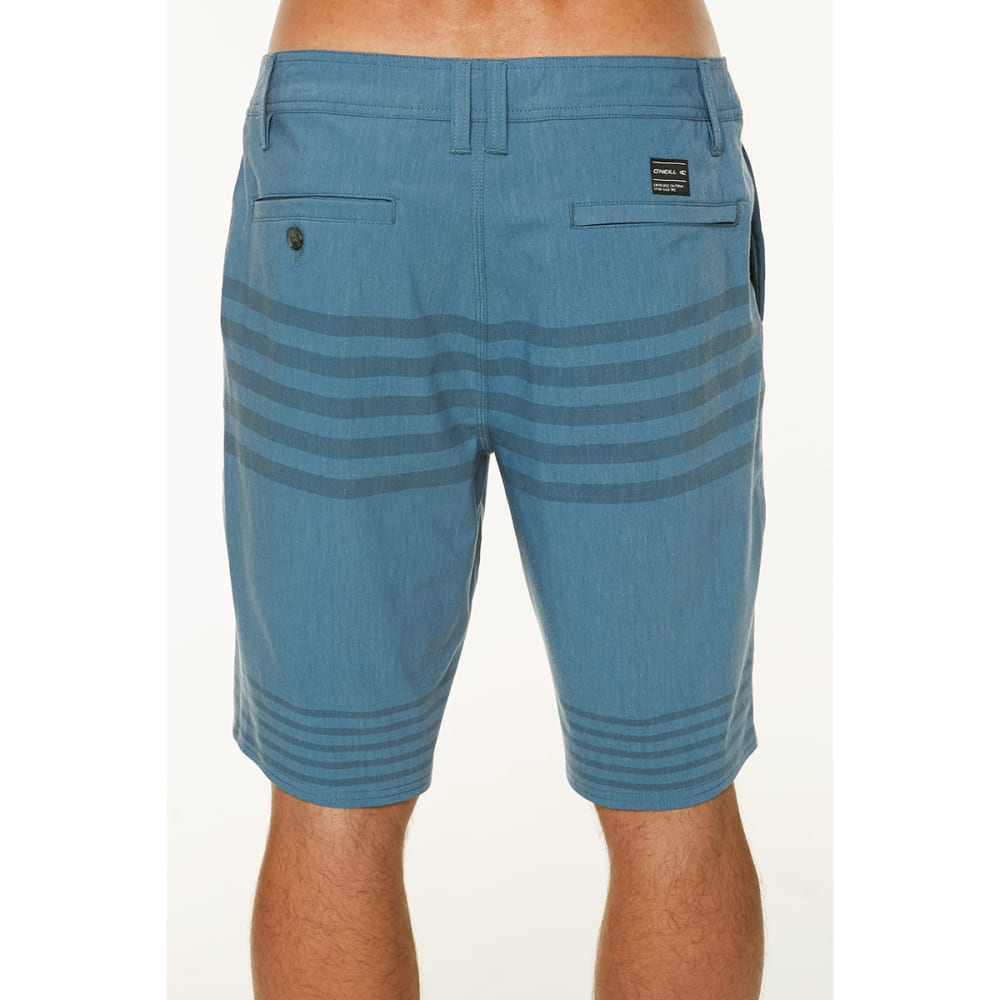 O'NEILL Men's Mixed Hybrid Shorts - DBL-DEEP BLUE