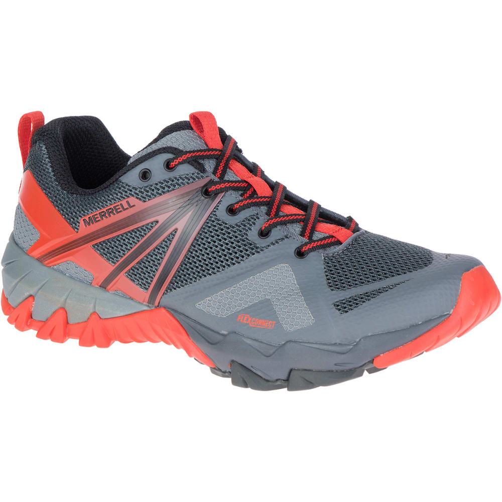 MERRELL Men's MQM Flex Low Hiking Shoes - CASTLE ROCK