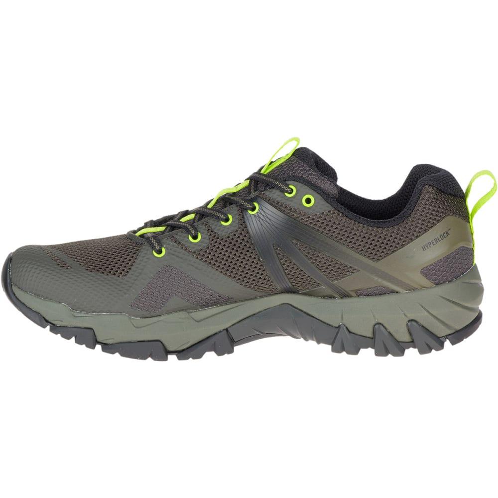 MERRELL Men's MQM Flex Low Hiking Shoes - BELUGA- J48953