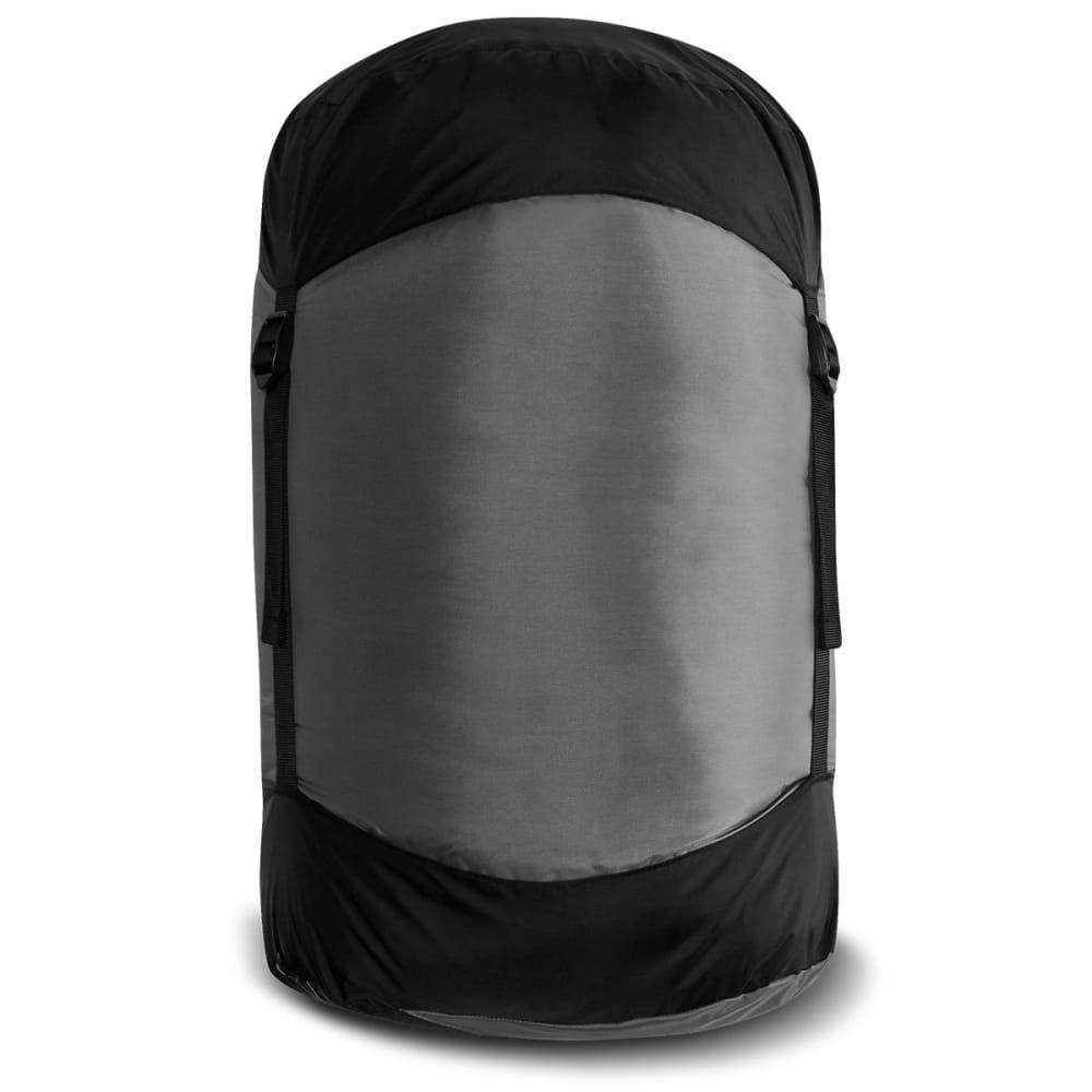 THE NORTH FACE Women's Guide 0 Sleeping Bag, Regular - HIGH RISE GREY/GREEN