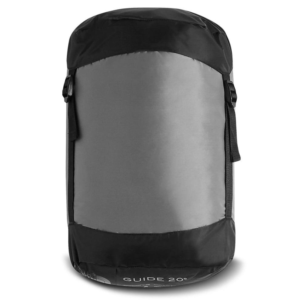 THE NORTH FACE Guide 20 Sleeping Bag, Regular - ASPHALT GREY/BLUE