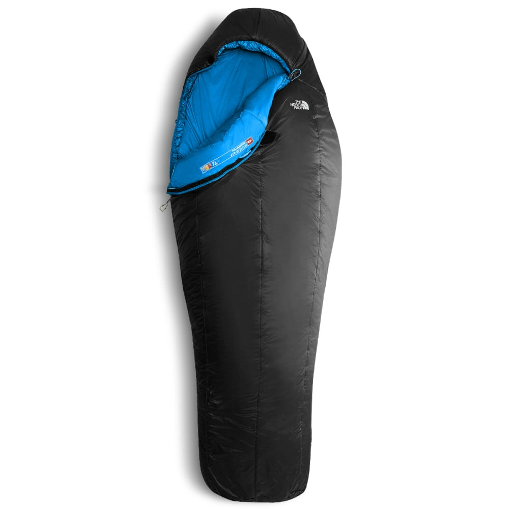 THE NORTH FACE Guide 20 Sleeping Bag, Long  - ASPHALT GREY/BLUE