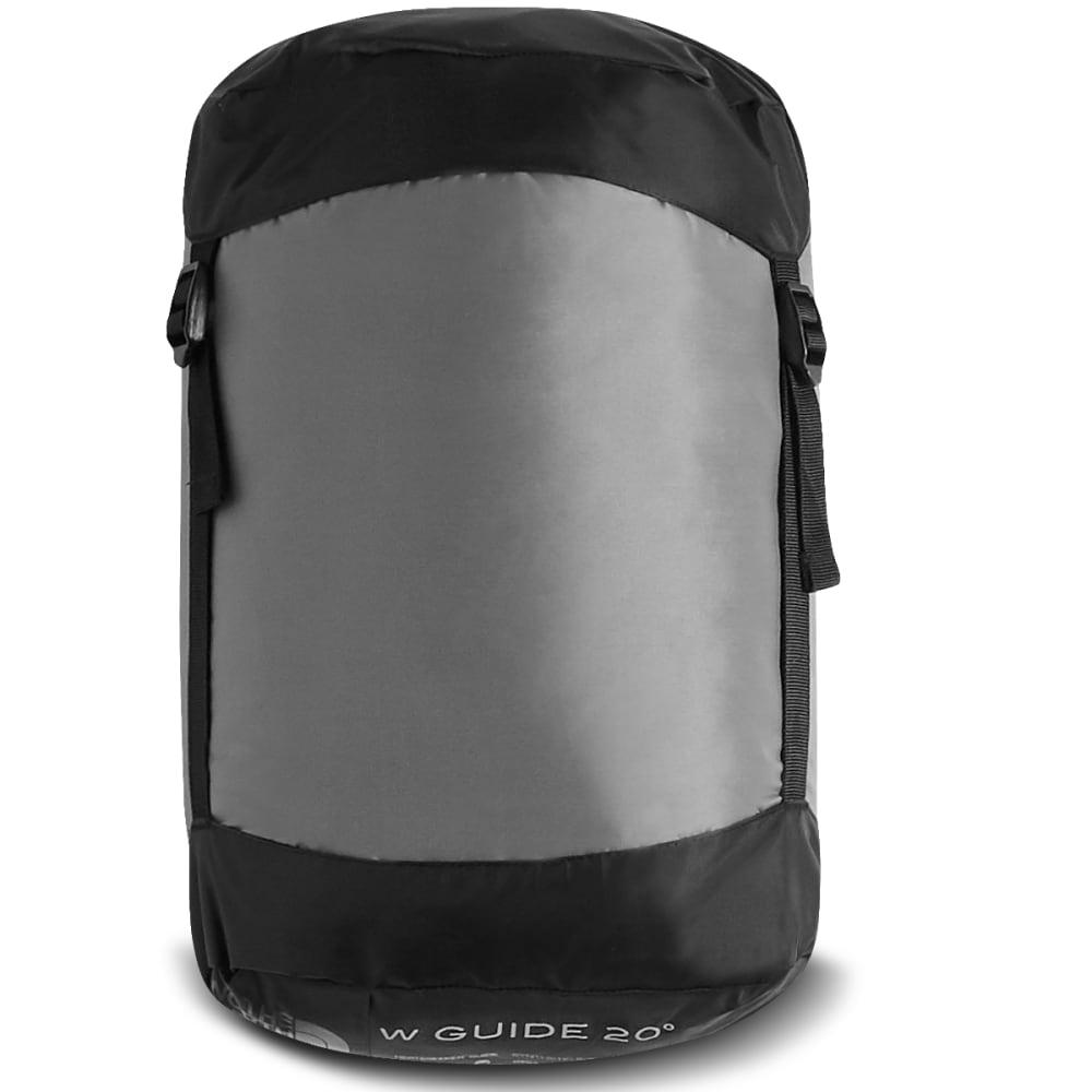 THE NORTH FACE Women's Guide 20 Sleeping Bag, Regular - HIGH RISE GREY/BLUE