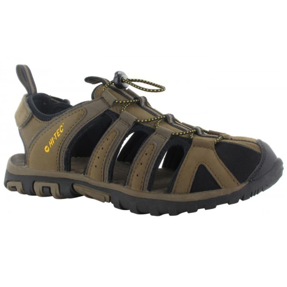 HI-TEC Men's Cove II Sandals - SMOKEY BROWN