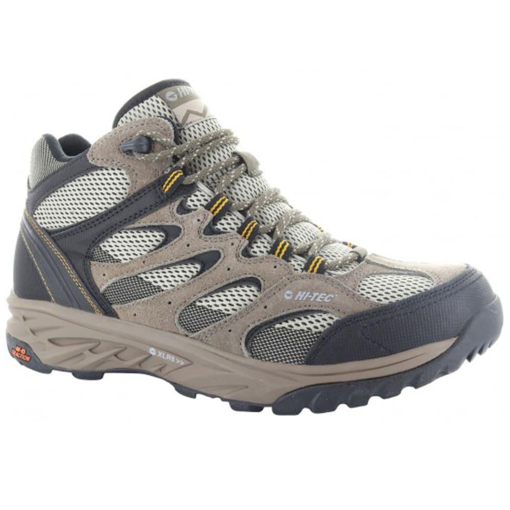 Hi-Tec Men's V-Lite Wildfire Mid I Waterproof Hiking Boots - Brown