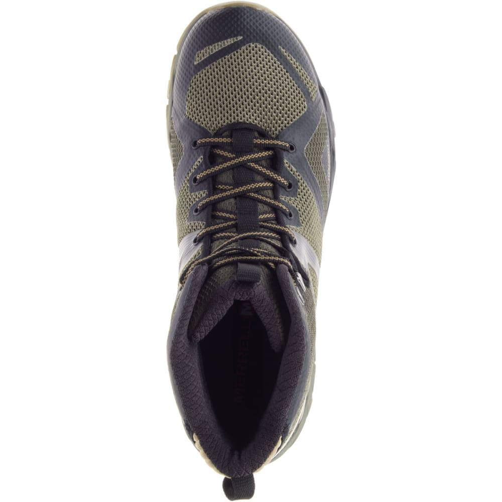 e876143e89b MERRELL Men's MQM Flex Mid Waterproof Hiking Boots