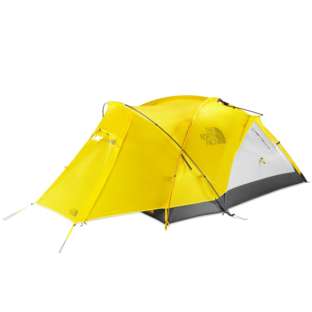 THE NORTH FACE Alpine Guide 2 Tent - CANARY YELLOW/GREY