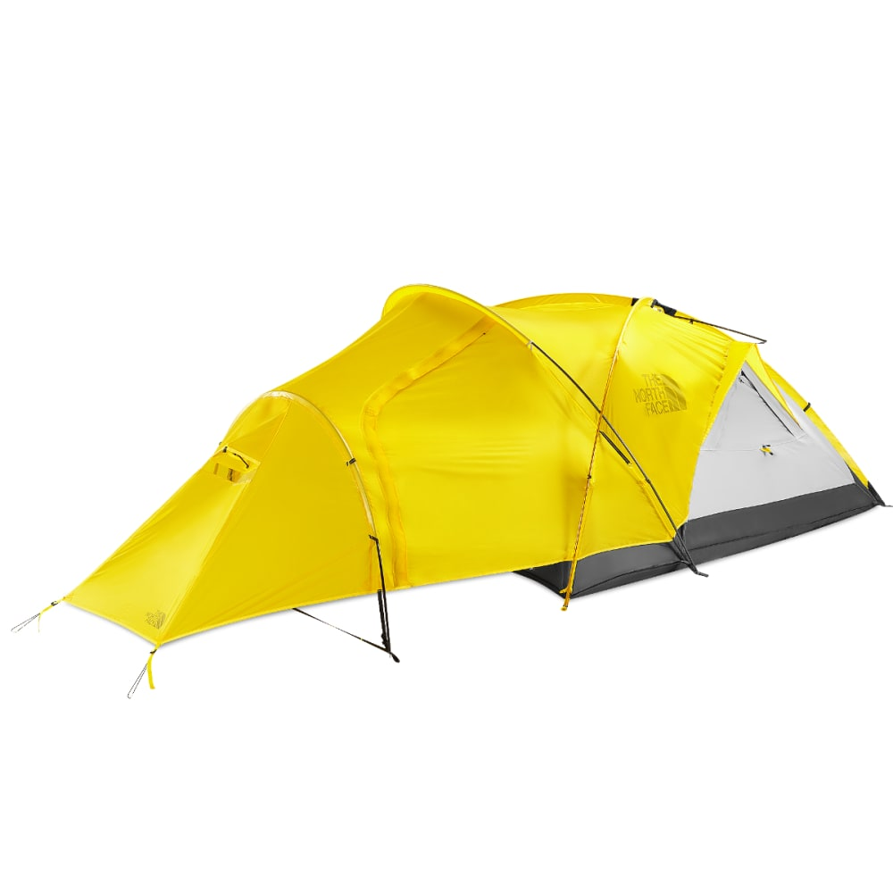 THE NORTH FACE Alpine Guide 3 Tent - CANARY YELLOW/GREY