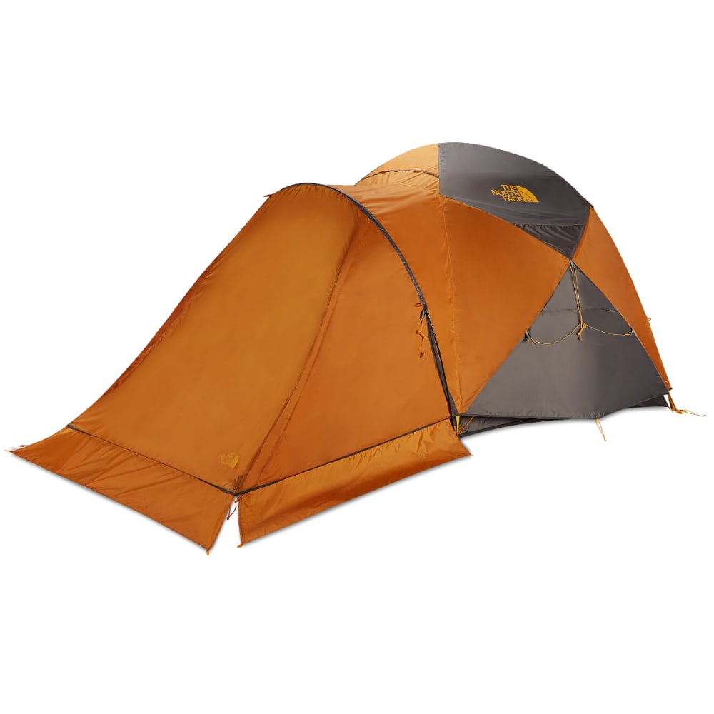 THE NORTH FACE Northstar 4 Tent - GOLDEN OAK/PAVEMENT