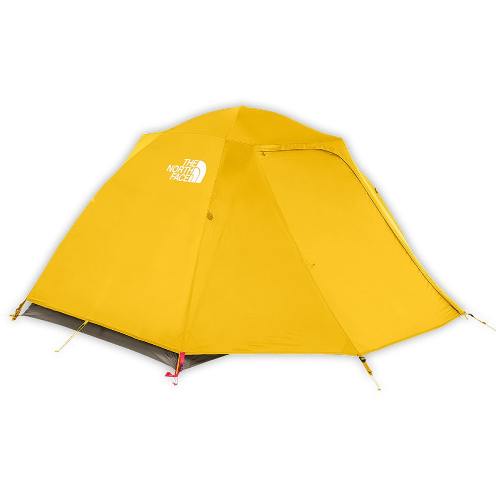 THE NORTHFACE Stormbreak 2 Tent - GOLDEN OAK/PAVEMENT
