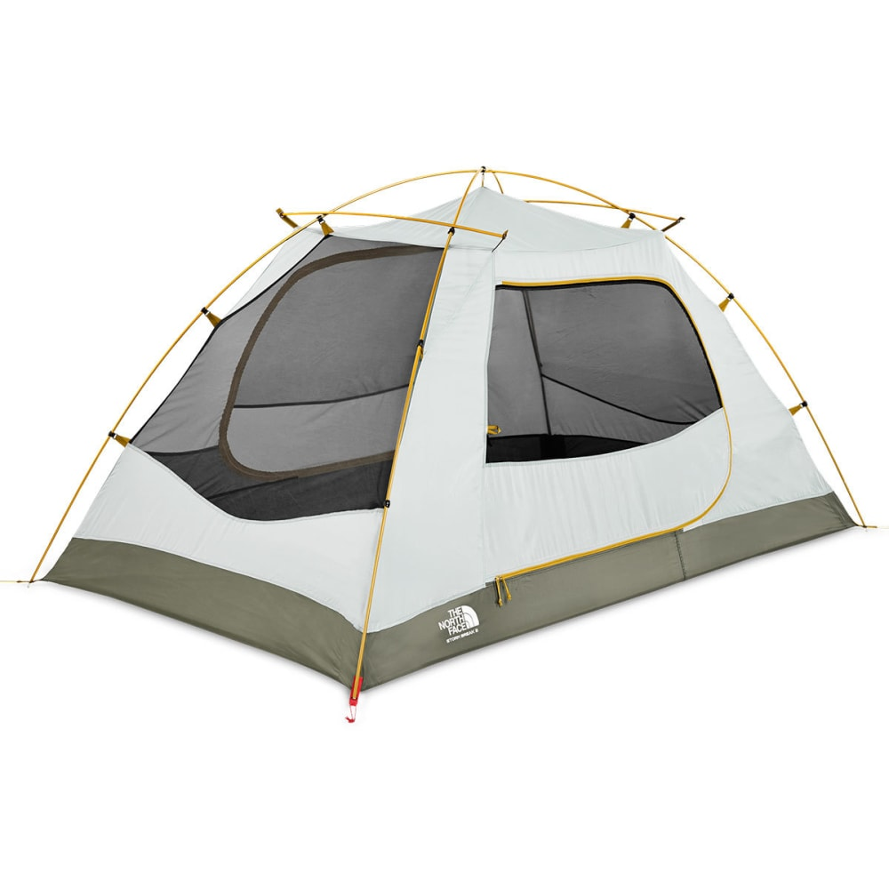 THE NORTHFACE Stormbreak 2 Tent - GOLDEN OAK/PAVEMENT