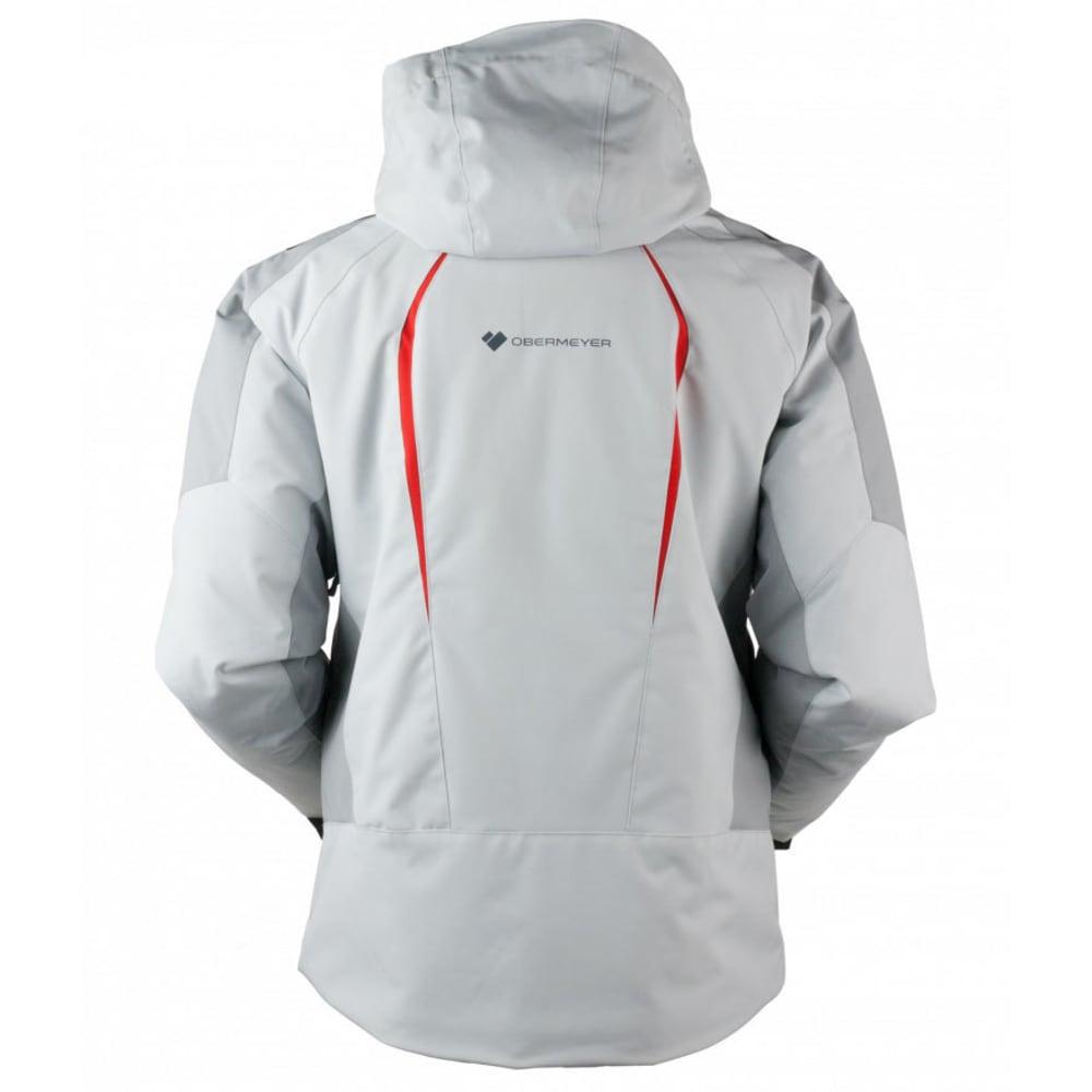 OBERMEYER Men's Foundation Jacket - FOG