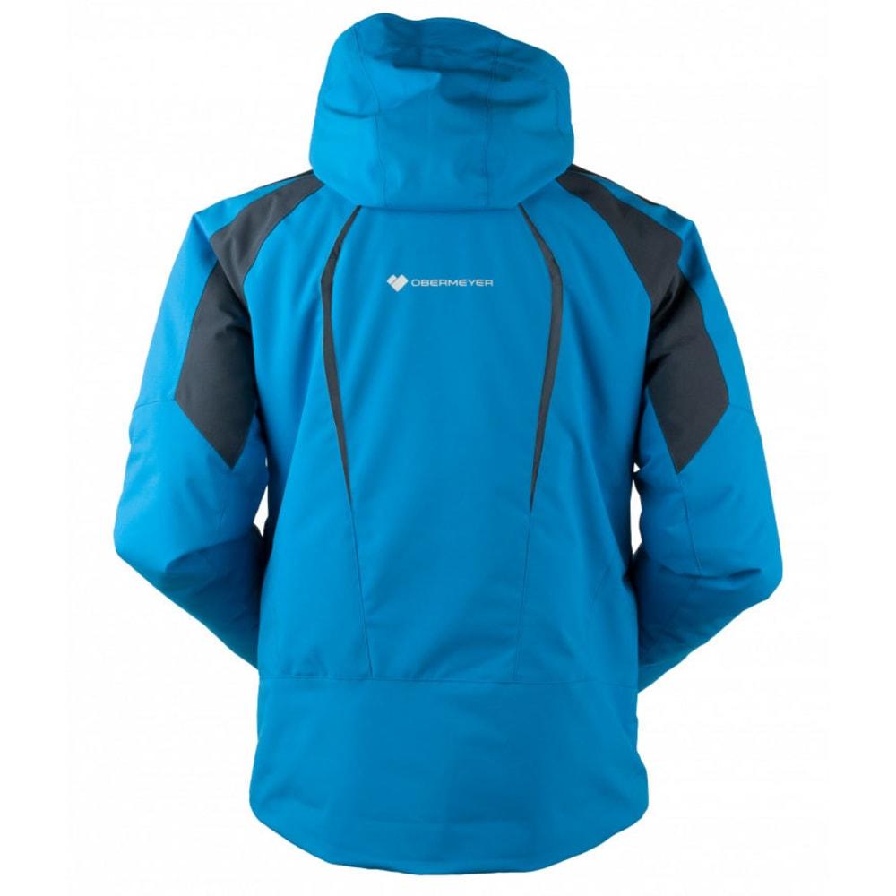 OBERMEYER Men's Foundation Jacket - POLAR BLUE