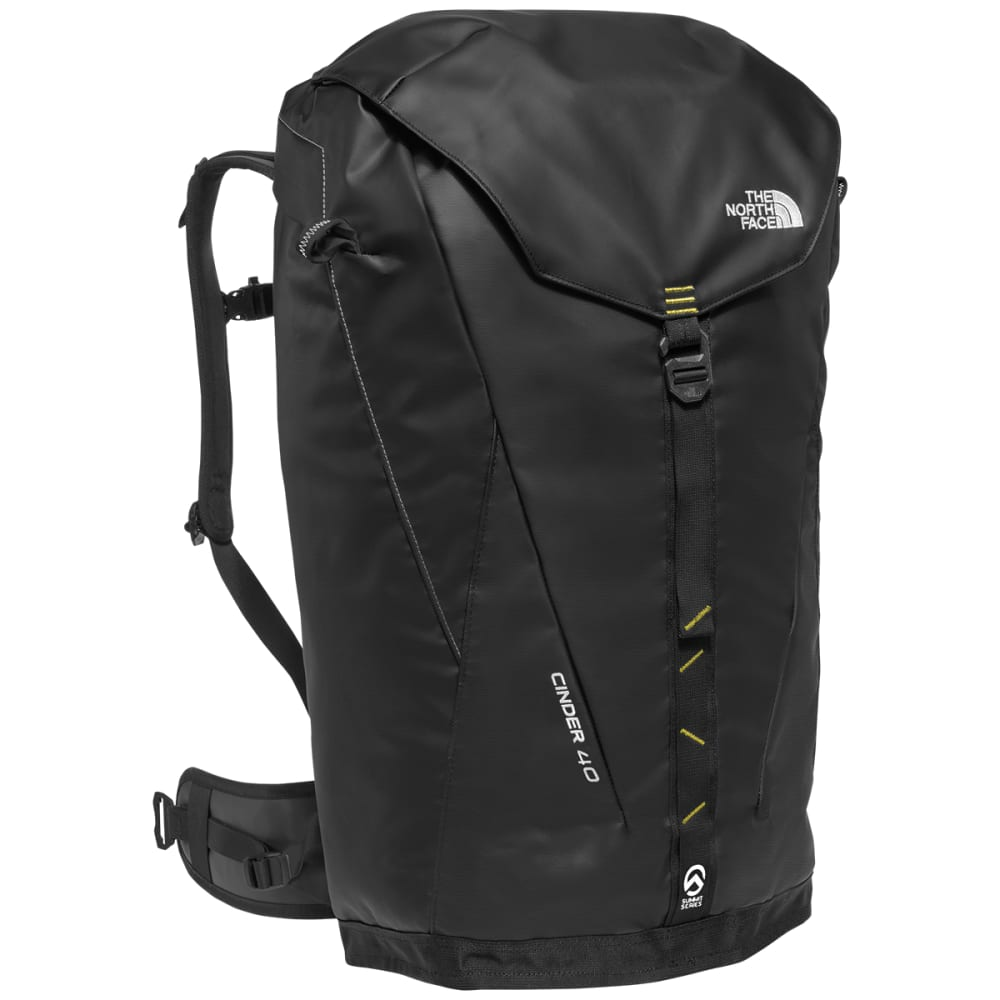 THE NORTH FACE Cinder Pack 40 Climbing Pack - TNF BLACK/YELLOW