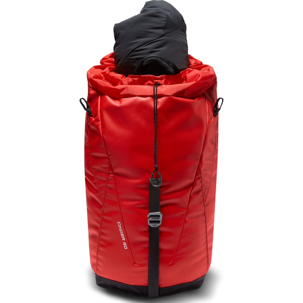 THE NORTH FACE Cinder Pack 40 Climbing Pack - FIERY RED/TNF BLACK