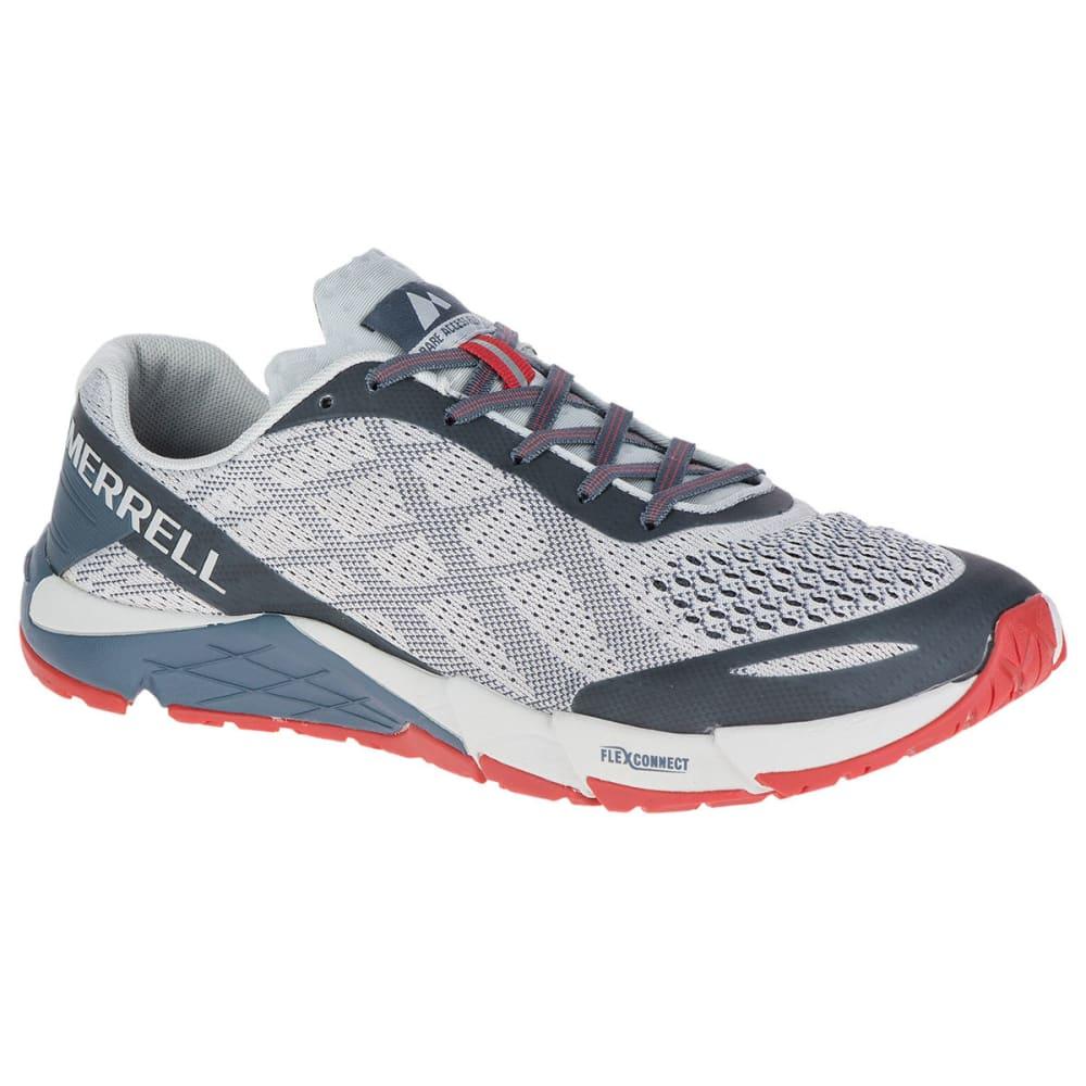 MERRELL Men's Bare Access Flex E-Mesh Trail Running Shoes 8.5