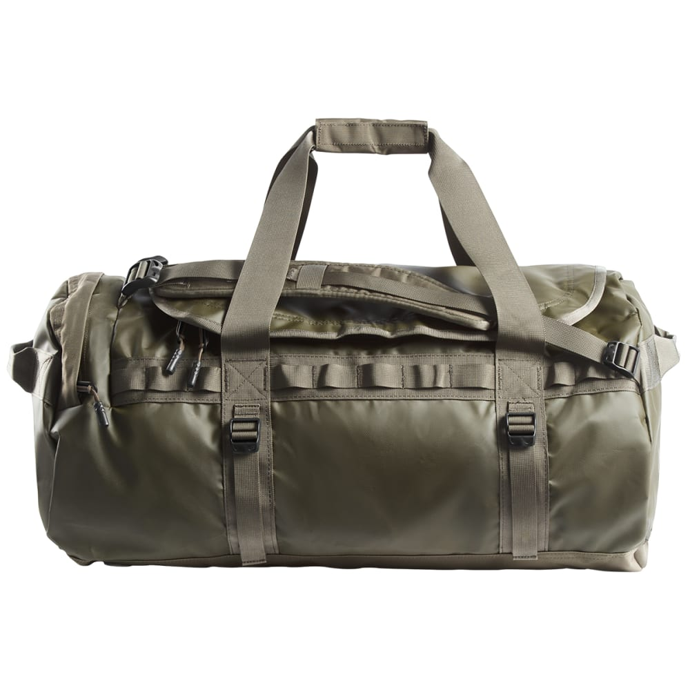 THE NORTH FACE Base Camp Duffel, Medium - NEW TAUPE GREEN 79L