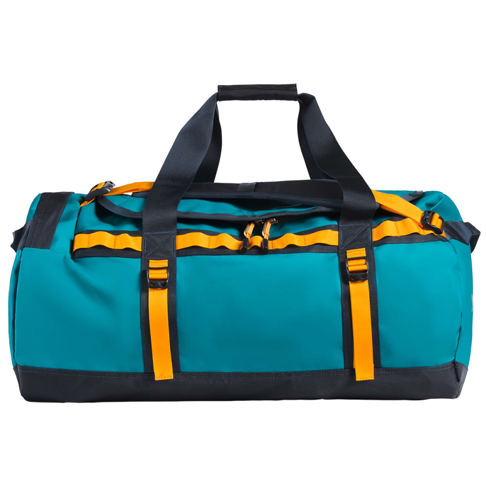 THE NORTH FACE Base Camp Duffel, Medium - CRYSTAL TEAL/NVY AS1